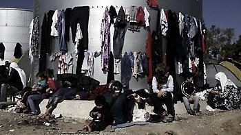 Επεισόδια στους καταυλισμούς προσφύγων σε Λέσβο και Χίο