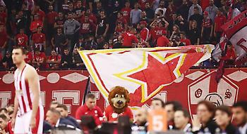 Το ΣΕΦ στα κόκκινα για το Ολυμπιακός-Ερυθρός Αστέρας (video)