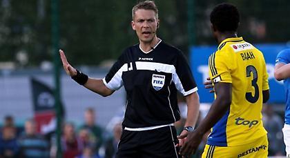 Φινλανδός διαιτητής στο ΑΕΚ-Ριέκα