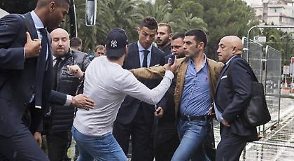 Κύπριος που παρίστανε τον δημοσιογράφο την «έπεσε» στον Κριστιάνο Ρονάλντο!