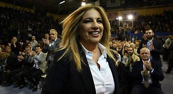 Γεννηματά: Δεν έχει γίνει διάλογος με τον κ. Τσίπρα γιατί κυβερνά με ακροδεξιά στοιχεία