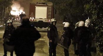 Αναβλήθηκε η δίκη των 10 συλληφθέντων για τα επεισόδια στο Πολυτεχνείο