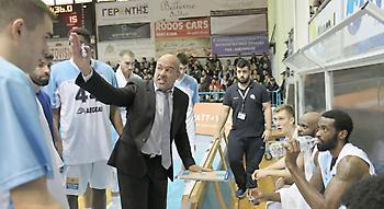 Λυκογιάννης: «Το τελικό σκορ δεν δείχνει την εικόνα του παιχνιδιού»
