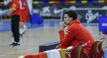 Τομάς αντί Σουάρεθ στην εθνική Ισπανίας