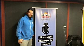 Κασελάκης στον ΣΠΟΡ FM: «Ηγέτης ο Παππάς, πρωταγωνιστής ο Σλούκας»