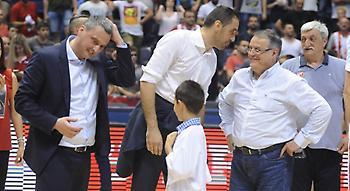 Πρόεδρος Ερυθρού Αστέρα: «Αφού έφυγε ο Ράντονιτς, θα έφευγαν όλοι παίκτες»