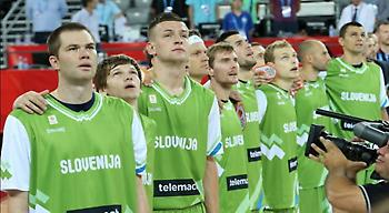 Χωρίς τους Ευρωλιγκάτους η Σλοβενία