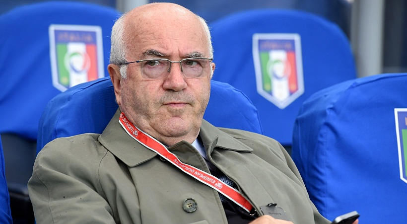 Κατηγορείται για σεξουαλική παρενόχληση ο παραιτηθείς πρόεδρος της ιταλικής ομοσπονδίας