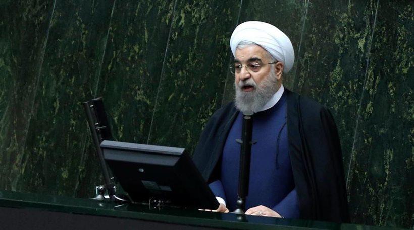 Ιράν: Ο πρόεδρος Ροχανί κήρυξε το τέλος του Ισλαμικού Κράτους