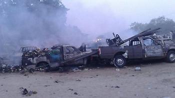 Νιγηρία: 30 νεκροί από επίθεση 17χρονου βομβιστή αυτοκτονίας σε τζαμί