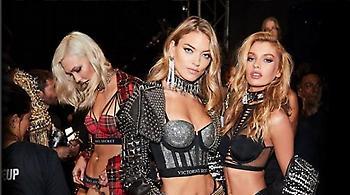 Η αστυνομία σταμάτησε το πάρτι της Victoria's Secret στη Σαγκάη