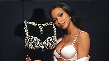 Το σουτιέν κόσμημα της Victoria's Secret αξίας 2 εκατ. δολαρίων