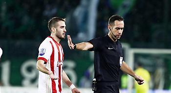 Νικολακόπουλος στον ΣΠΟΡ FM: «Ο Ολυμπιακός βλέπει δύο μέτρα και δύο σταθμά από τη διαιτησία»