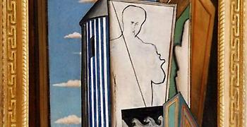 Γαλλία: Κλάπηκε πίνακας ανεκτίμητης αξίας του Τζόρτζιο ντε Κίρικο
