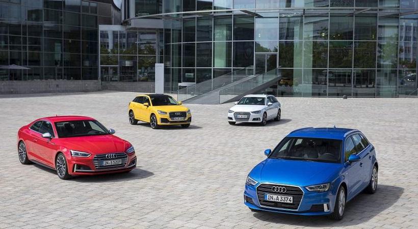 H Audi προσφέρει 0% επιτόκιο, 4 χρόνια service, 5 χρόνια εγγύηση