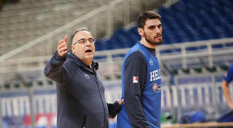 Μαργαρίτης στο sportfm.gr: «Στα 35 διεθνής, γι' αυτό μην τα παρατάτε ποτέ»