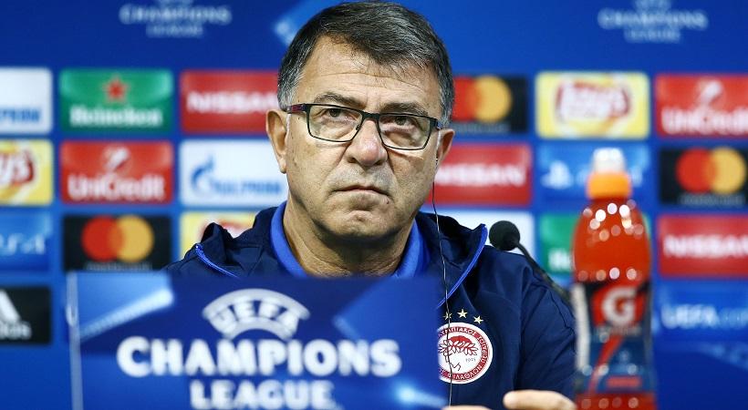 Λεμονής: «Επιτακτική η ανάγκη για τη νίκη, αλλά δεν θα παίξουμε με 4-5 επιθετικούς»