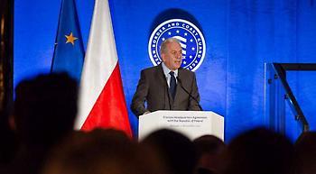 Αβραμόπουλος: Πιο σημαντική από ποτέ η αποτελεσματικότητα της ασφάλειας των ευρωπαϊκών συνόρων