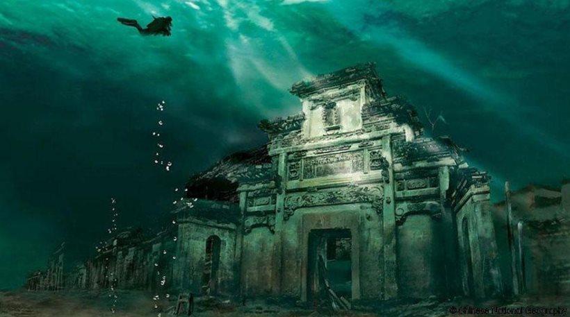 Σπουδαία ανακάλυψη: Βρέθηκε η Χαμένη Ατλαντίδα σε λίμνη στην Τουρκία;