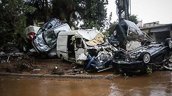 Tροπική καταιγίδα στη Μάνδρα «είδαν» αμερικανοί επιστήμονες