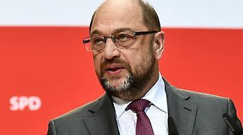 Γερμανία: Ασφυκτική πίεση στον Σουλτς προκειμένου να ενδώσει σε «μεγάλο σχηματισμό»