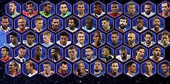 Οι υποψήφιοι για την ομάδα της χρονιάς από την UEFA