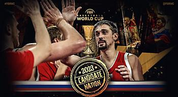 Αποσύρθηκε και η Ρωσία από τη διεκδίκηση του Μουντομπάσκετ του 2023!