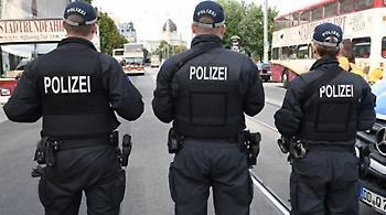 Ελεύθεροι οι... τρομοκράτες που συνελήφθησαν χτες στη Γερμανία