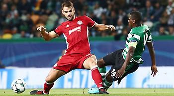 LIVE μετάδοση: Σπόρτινγκ Λισαβόνας-Ολυμπιακός 0-0