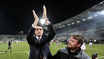 Σάντος και Ίβιτς είδαν Ολυμπιακό από διπλανές σουίτες