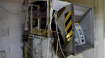 Νέο χτύπημα σε ΑΤΜ στην Λυκόβρυση - Σπείρα «βλέπει» η ΕΛΑΣ πίσω από τις επιθέσεις