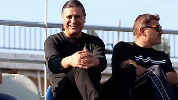 Βαμβακούλας στον ΣΠΟΡ FM: «Κάποιοι παίκτες του Ολυμπιακού είναι αδιάφοροι»