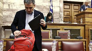 Τσακαλώτος: Ο προϋπολογισμός δεν είναι δίκαιος - Θα έπρεπε να τον καταψηφίσουμε!