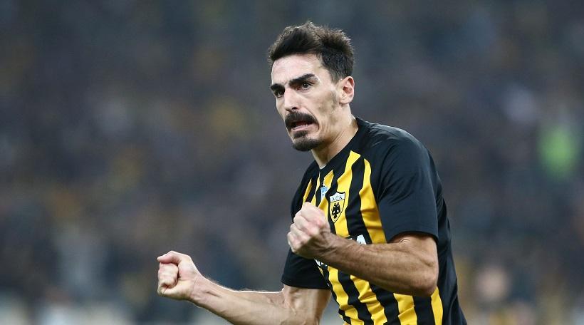 Χριστοδουλόπουλος: «Η ΑΕΚ έχει αρχίσει να μεγαλώνει. Στόχος η πρόκριση»