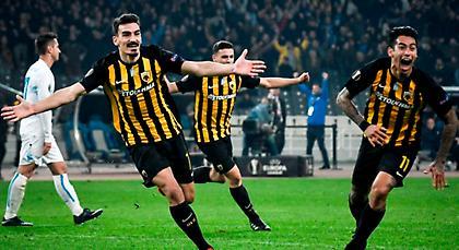 Τα γκολ και οι καλύτερες φάσεις από το ΑΕΚ-Ριέκα