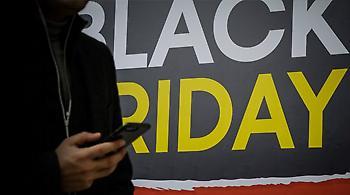 Black Friday: Με εκπτώσεις 20-30% προσπαθούν να προσελκύσουν καταναλωτές
