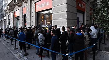 Ξεπέρασε κάθε προσδοκία η Black Friday στην Ελλάδα