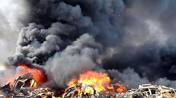Έκρηξη κοντά σε τέμενος στην Αίγυπτο - Φόβοι για πάνω από 50 νεκρούς