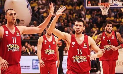 Κορυφαία ομάδα σε εκτός έδρας ματς ο Ολυμπιακός, «κλειδί» ο Παπανικολάου