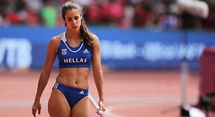 Έχασε τον τίτλο της κορυφαίας αθλήτριας η Στεφανίδη!