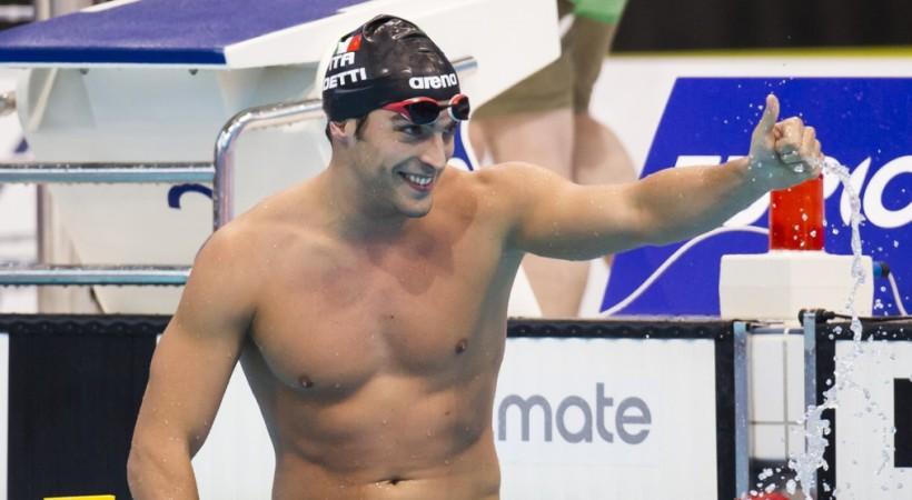 Χάνει το Ευρωπαϊκό 25άρας πισίνας ο  Ντέτι