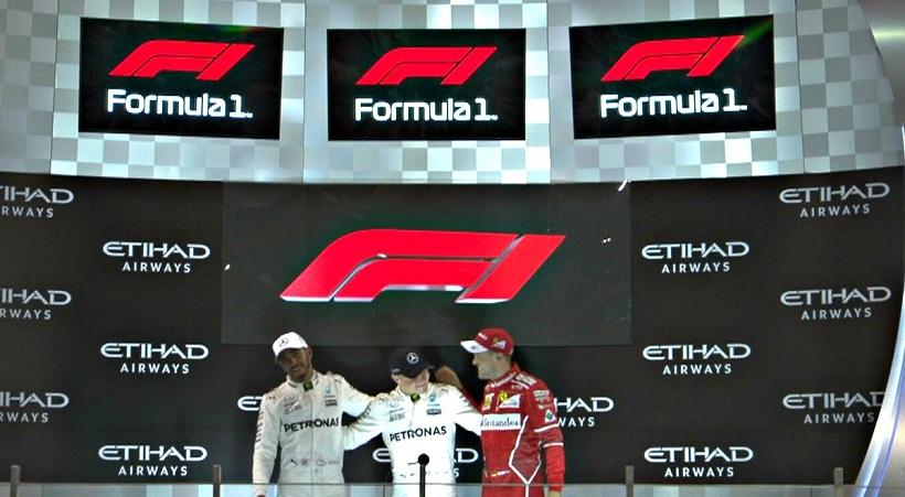 Το νέο logo της Formula 1 (video)