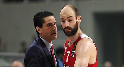 Σφαιρόπουλος: «Έτοιμος να ξεκινήσει ο Σπανούλης»