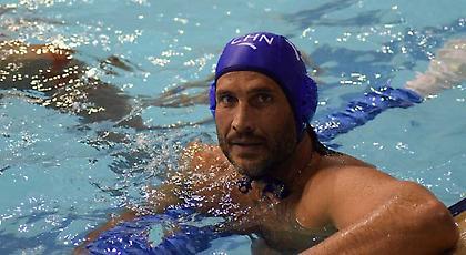 Ο Κώστας Κοκκινάκης στο Κέντρο Αθλητικού Ρεπορτάζ