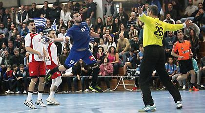 Στη Θεσσαλονίκη η Εθνική Ανδρών