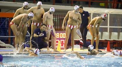 Ο Ομπράντοβιτς έδωσε το πρώτο διπλό στον Ολυμπιακό