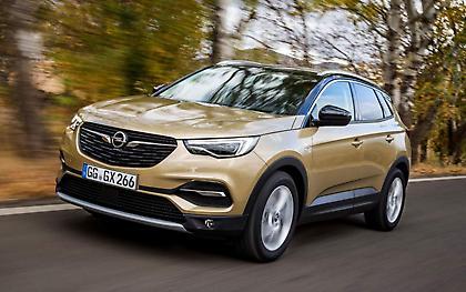 Το Opel Grandland X με νέο 2λιτρο diesel