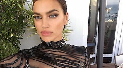 H Irina Shayk μετά από καιρό ξαναχτυπά με σέξι selfie