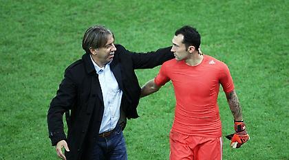 Βούλιτς: «Είναι ξεκάθαρη η διαφορά του Ολυμπιακού»