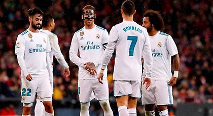 Ρεάλ Μαδρίτης σε βαθιά κρίση!